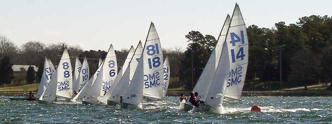 Club FJ – Leading Collegiate Dinghy