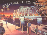 Hojack – Rochester landmark gone
