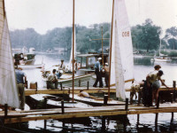Oak Orchard Yacht Club celebrates 75 years of sailing history