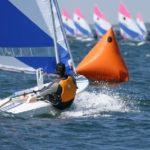 Sunfish racing