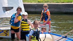 Sailing at SBJSA – Still time to register for summer 2014