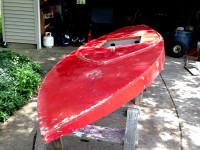 1952 Sunfish from Grand Island, NY finds new home in Pensacola, FL
