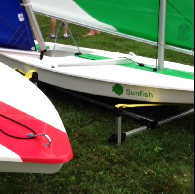 Sunfish – New Colors for 2014