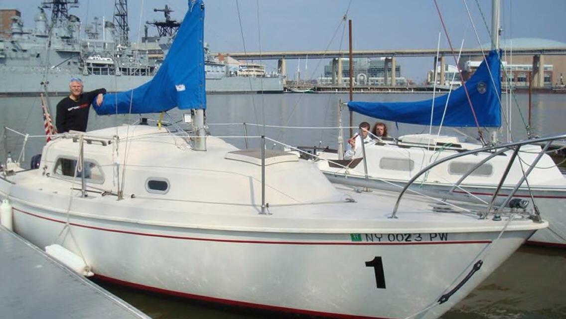 Sail Buffalo offers Pearson 26′ as fundraiser