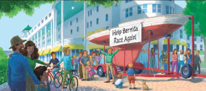 Book Review: Bernida: A Michigan Sailing Legend
