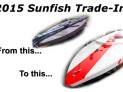 Sunfish Trade-In 2015