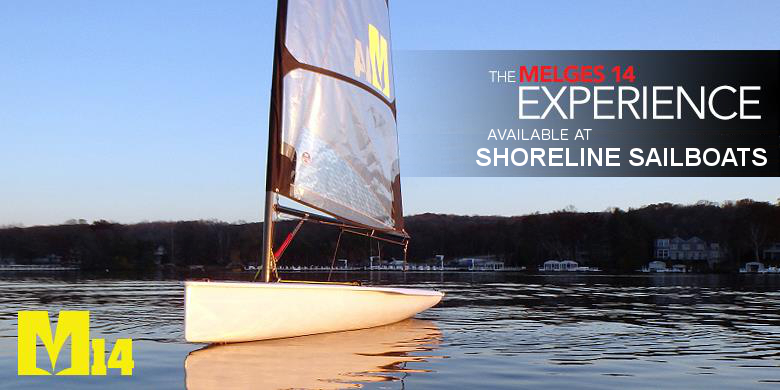 Melges 14 now available from Shoreline Sailboats
