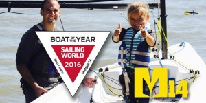 Melges boat of the year