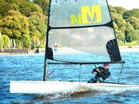 Woodworth Wins First Melges 14 Midwinter Championship