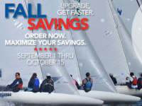 Melges 2017 Fall Sales Event