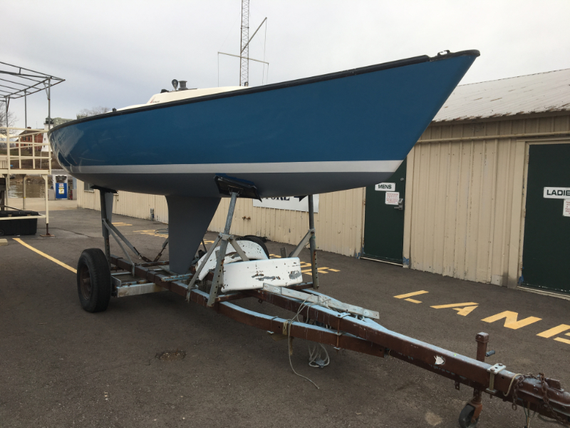 Restored 1978 Sonar Sailboat