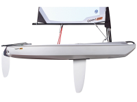 2018 O'pen Bic Regatta Boats