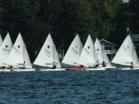 2018 Sunfish Masters National Championship at Canandaigua Yacht Club