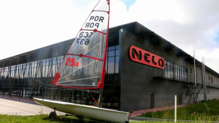 Melges Adds European M14 Builder