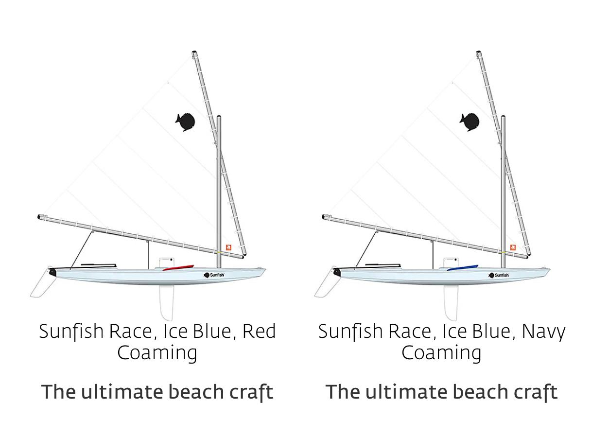 Sunfish Race 2018