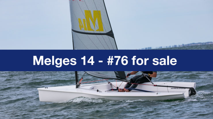 Melges 14 #76 for Sale – SOLD