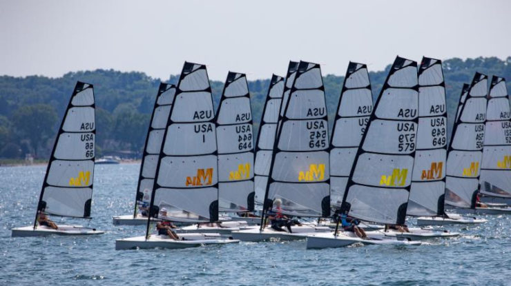 Melges 14 U.S. National Championship Results
