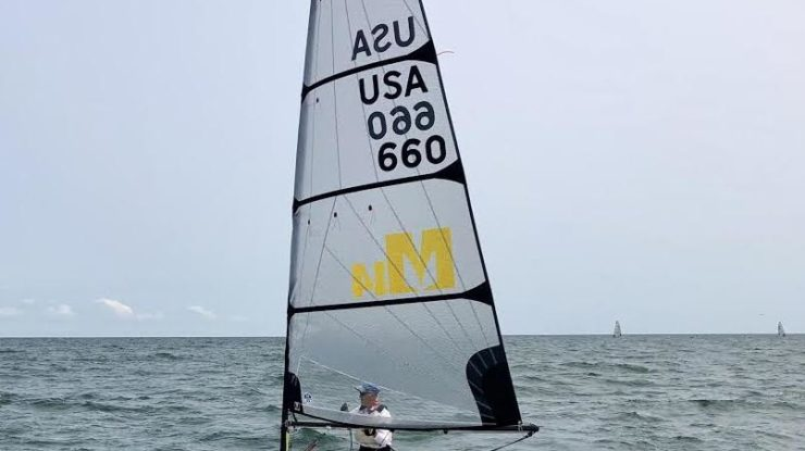 Doug Kaukeinen wins the 2018 Melges 14 Summer Championship