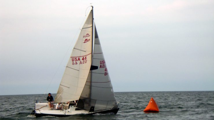 "1995 B-25 Sailboat ""Spider"" For Sale"