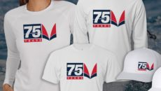 Melges 75th Anniversary Apparel