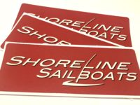 FREE Shoreline Sailboats Sticker!