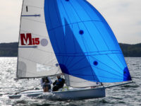 THE ALL NEW MELGES 15!
